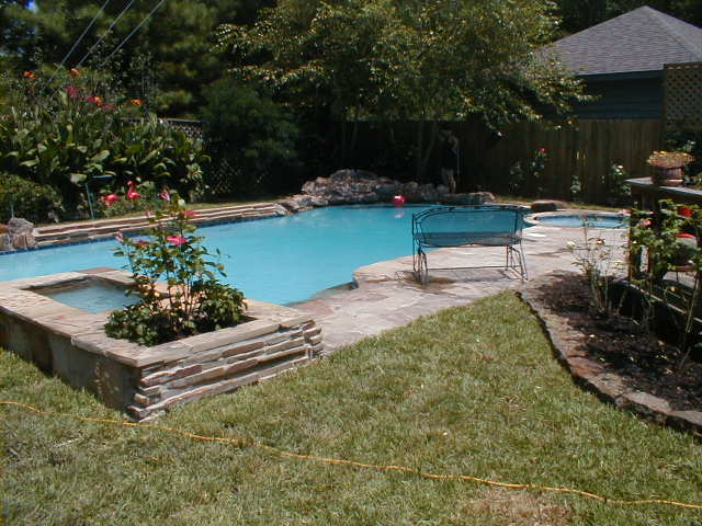 Houston pool design for Pool design engineering