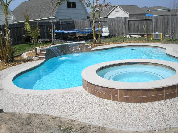 Swimming Pools Houston - Pool Builder - Builders - Houston ...
