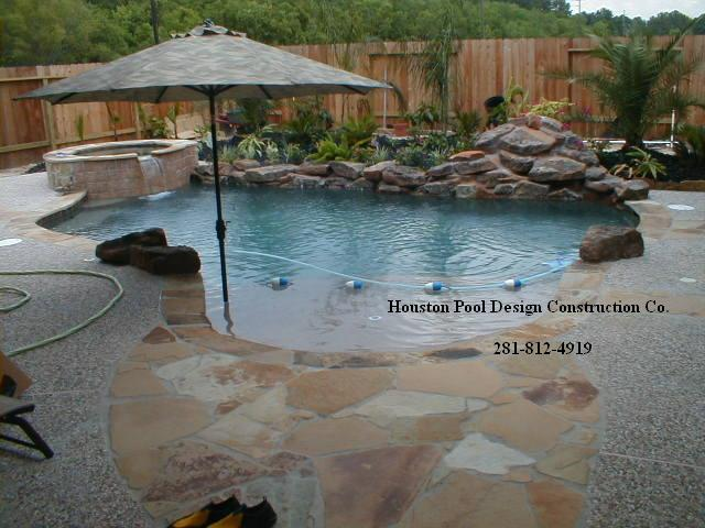Swimming Pools Houston Swimming Pool Builder And Spa Waterfall Builders In Houston Texas